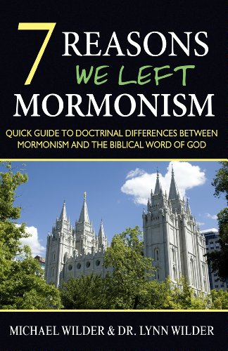 7 Reasons We Left Mormonism