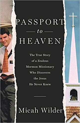 Passport to Heaven book cover